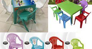 قیمت میز و صندلی پلاستیکی