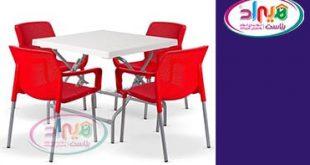 تولید کننده میز صندلی پلاستیکی